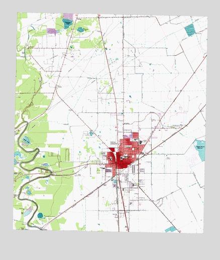 Angleton, TX Topographic Map - TopoQuest on map whitehouse texas, angleton county texas, mammp angleton texas, map of new york, map of san antonio, texas map katy texas, map of zip code 77566,