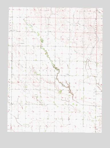 Cozad NW NE Topographic Map  TopoQuest