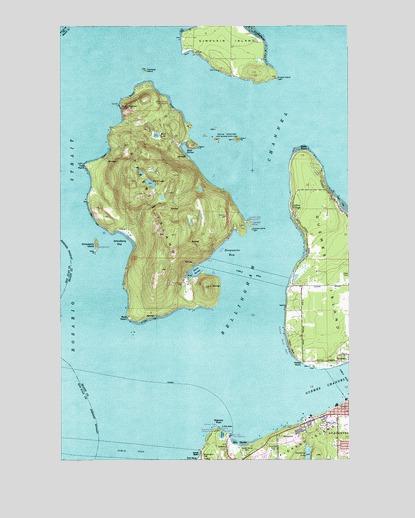 Cypress Island Wa