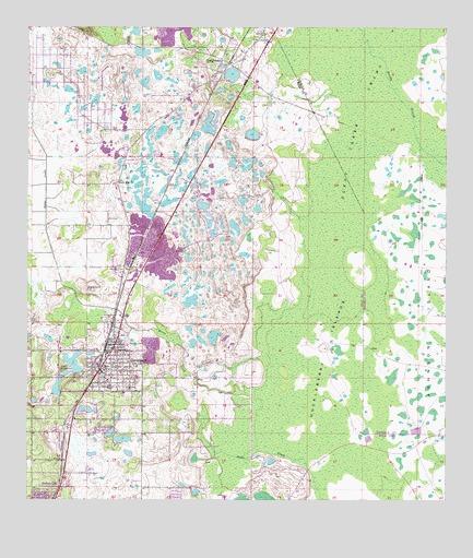 Map Of Davenport Florida.Davenport Fl Topographic Map Topoquest