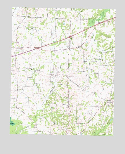 Denmark Topographic Map.Denmark Tn Topographic Map Topoquest