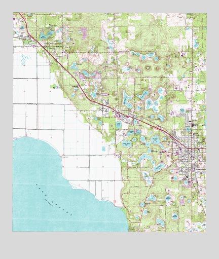 Apopka Florida Map.Apopka Fl Topographic Map Topoquest