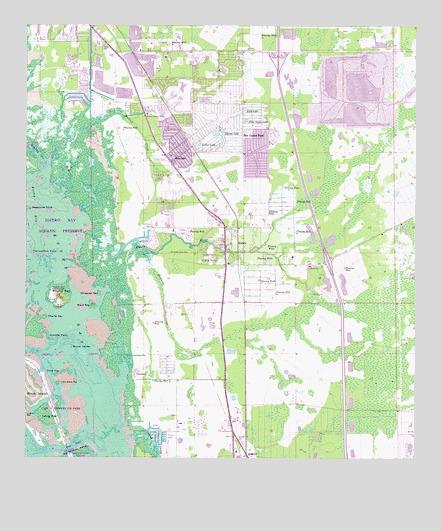 Topography Map Florida.Estero Fl Topographic Map Topoquest