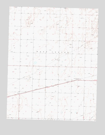 Feterita, KS USGS Topographic Map