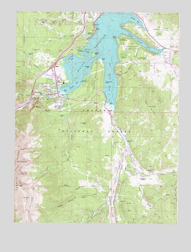 Frisco, CO Topographic Map - TopoQuest on