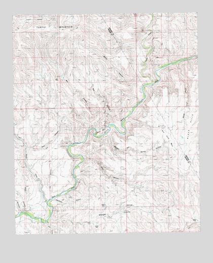 Az Topographic Map.Gila Box Az Topographic Map Topoquest