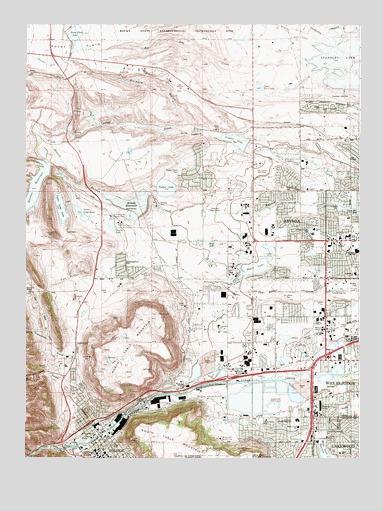 Golden CO Topographic Map TopoQuest - Topographic map of colorado