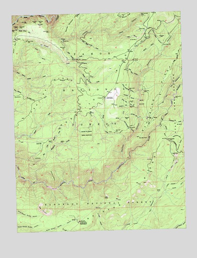 Greek Store CA Topographic Map TopoQuest - Usgs map store