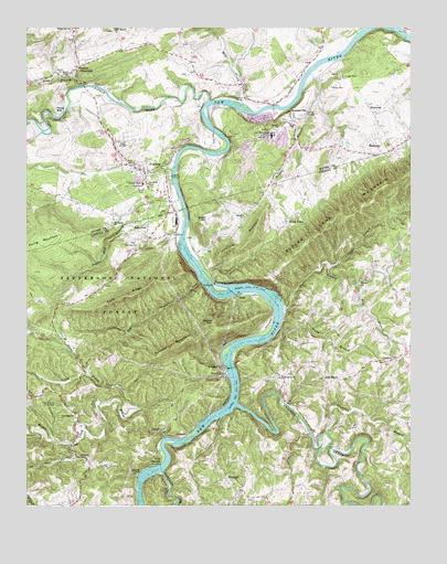 Austinville Va Topographic Map Topoquest