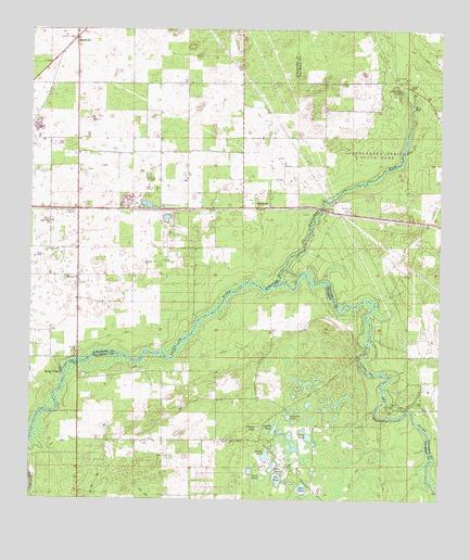 Hildreth, FL Topographic Map - TopoQuest