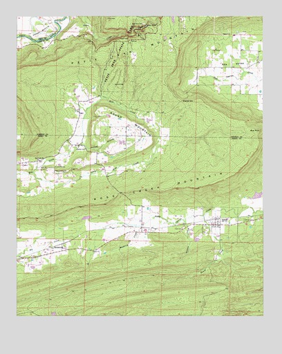 Adona Ar Topographic Map Topoquest