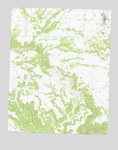 Ignacio Co Topographic Map Topoquest