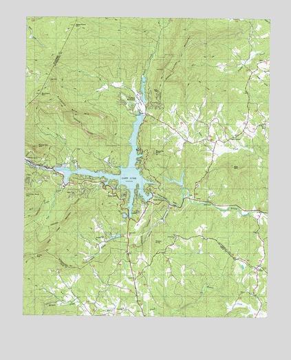 lake lure north carolina map Lake Lure Nc Topographic Map Topoquest lake lure north carolina map