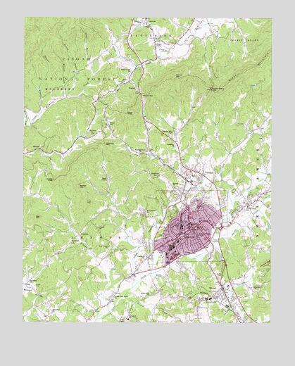 Hudson Nc Map.Lenoir Nc Topographic Map Topoquest