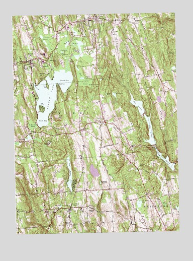 Topographic Map Ct.Litchfield Ct Topographic Map Topoquest