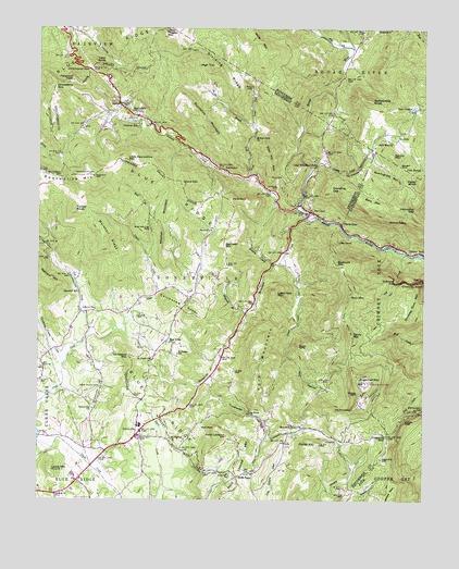 Bat Cave, NC Topographic Map   TopoQuest