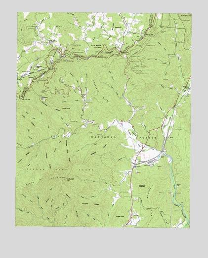Little Switzerland Nc Topographic Map Topoquest