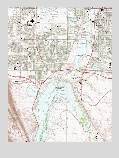 Littleton Co Topographic Map Topoquest