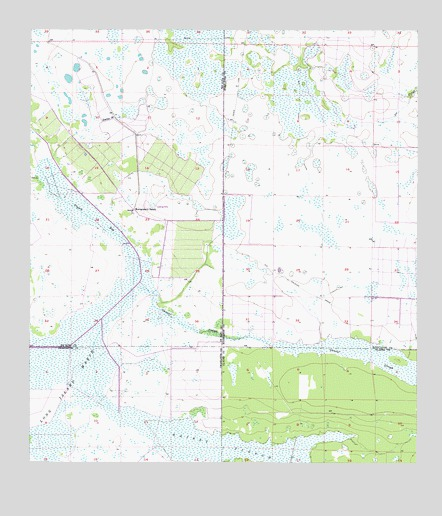 Topographic Map Long Island.Long Island Marsh Se Fl Topographic Map Topoquest