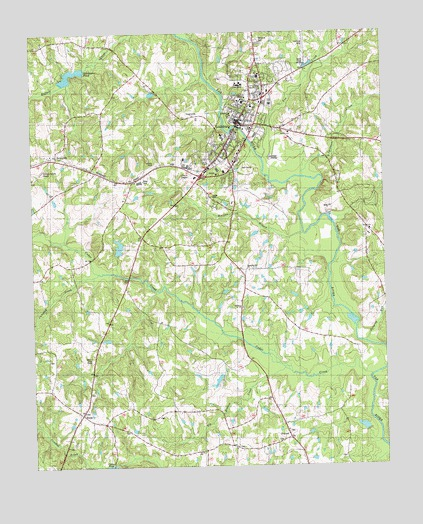 Louisburg Nc Topographic Map Topoquest