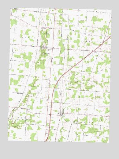 Marengo Ohio Map.Marengo Oh Topographic Map Topoquest