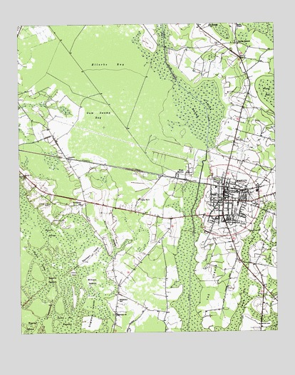 Marion Sc Topographic Map Topoquest