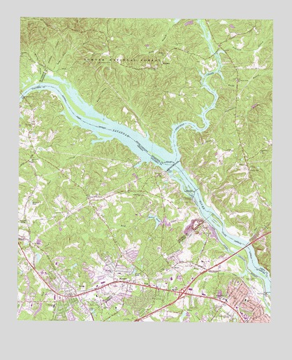 Martinez GA Topographic Map TopoQuest - Map of richmond county ga