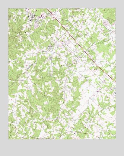 Matthews Nc Topographic Map Topoquest