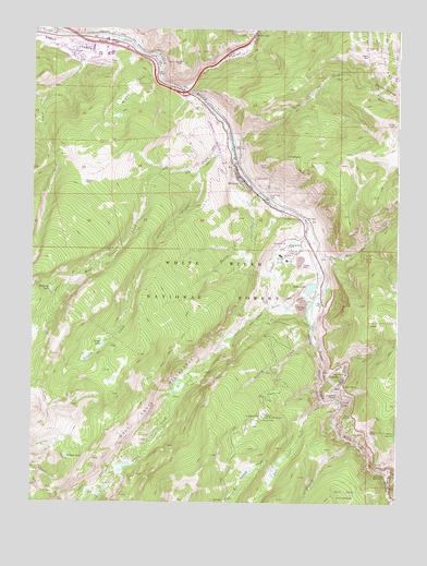 Minturn Colorado Map.Minturn Co Topographic Map Topoquest