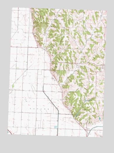 Missouri Valley NW IA Topographic Map  TopoQuest