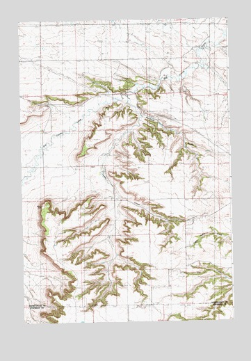 Mount Sinai, MT Topographic Map - TopoQuest