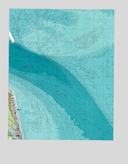 North Virginia Beach Va Topographic Map Topoquest