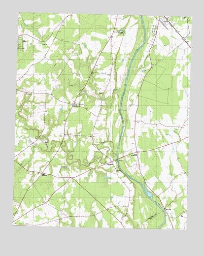 Old Sparta Nc Topographic Map Topoquest