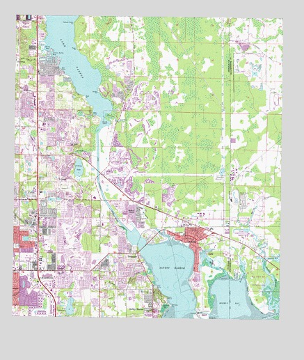 Oldsmar Florida Map.Oldsmar Fl Topographic Map Topoquest
