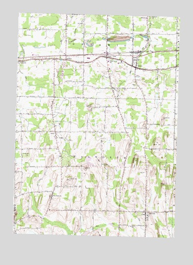 Ontario Topographic Map.Ontario Ny Topographic Map Topoquest