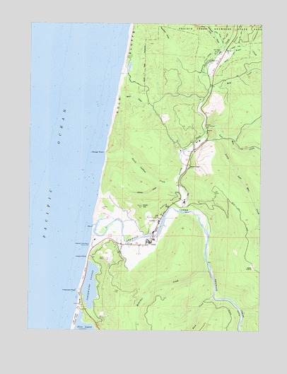 Orick California Map.Orick Ca Topographic Map Topoquest