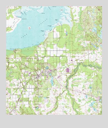 Oviedo Florida Map.Oviedo Fl Topographic Map Topoquest
