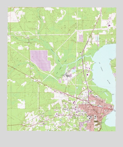Palatka Florida Map.Palatka Fl Topographic Map Topoquest