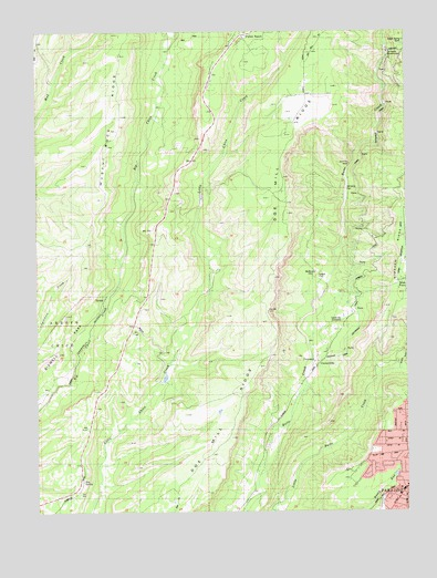 Paradise California Map.Paradise West Ca Topographic Map Topoquest