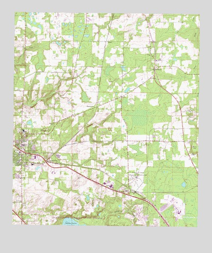 Alachua Florida Map.Alachua Fl Topographic Map Topoquest