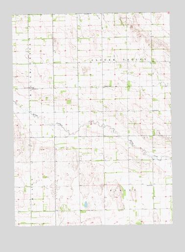 Pierce NW NE Topographic Map  TopoQuest