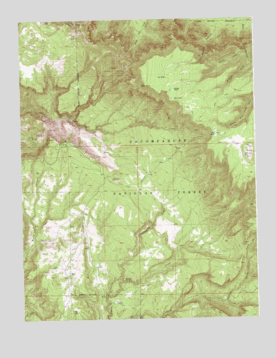 usgs calamity butte
