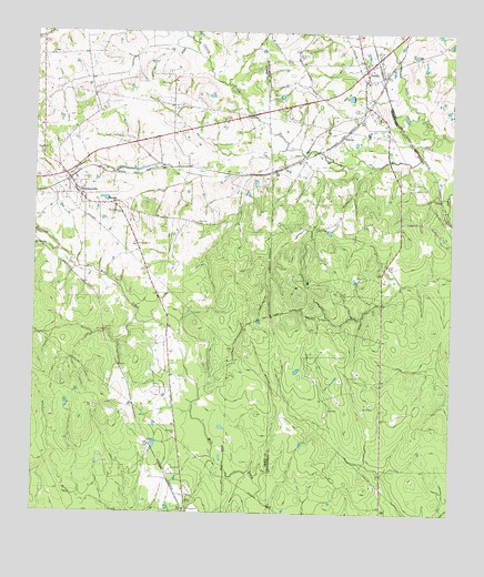 Plantersville, TX Topographic Map - TopoQuest on grimes county, crystal beach, todd mission, roans prairie, texas, new caney, shiro, texas,