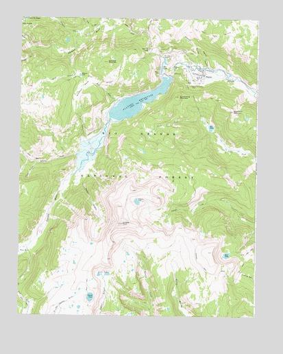 Platoro, CO Topographic Map   TopoQuest