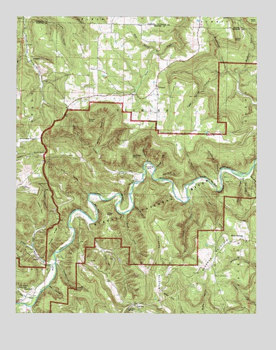 Ponca Arkansas Map.Ponca Ar Topographic Map Topoquest