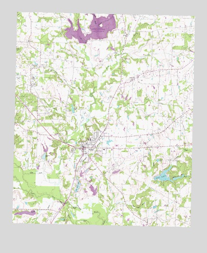 Map Of Quitman Tx.Quitman Tx Topographic Map Topoquest