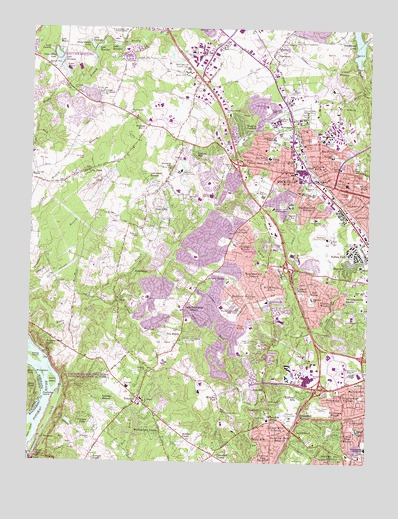 Rockville, MD Topographic Map - TopoQuest on sitka topo map, london topo map, hood topo map, canada topo map, ocean topo map, scotland topo map, charlotte topo map, france topo map, churchill topo map,