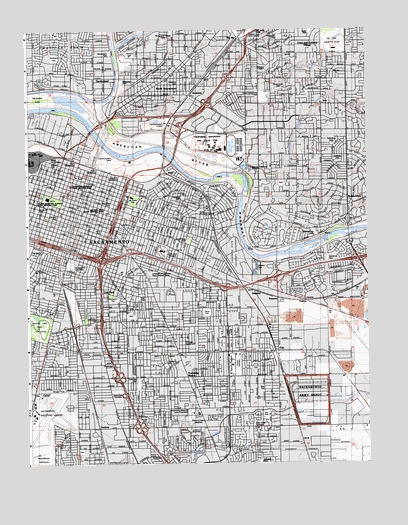 Sacramento East, CA Topographic Map - TopoQuest on roosevelt field map, northridge mall map, arrowhead towne center map, hulen mall map, sunrise mall map, freehold raceway mall map, heritage park map, parks mall map, airport map, colonial village map,