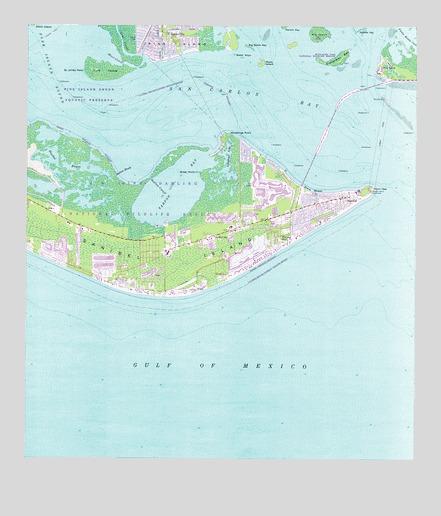 Sanibel Fl Topographic Map Topoquest