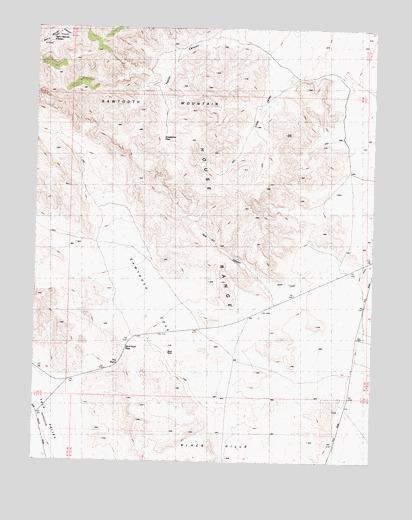 Skull Rock Pass UT Topographic Map  TopoQuest